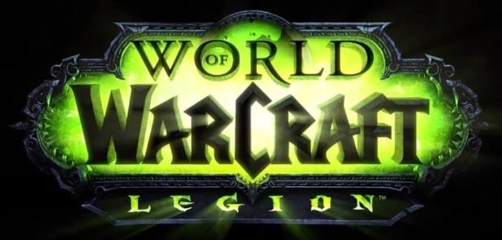 Big wow legion logo